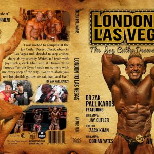 Dr Zak London to Las Vegas dvd